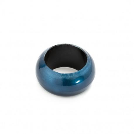 Anillo para Servilletas Acrilico azul
