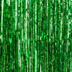 Cortina Backdrop Verde