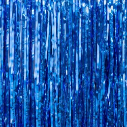Cortina Backdrop Azul