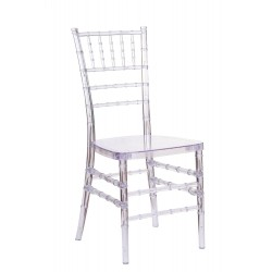 Chair Tiffanny Transparent