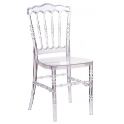 Napoleon chair Transparent