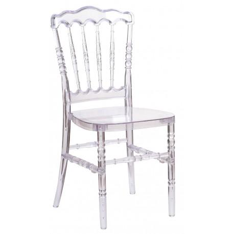 Napoleon chair Transparent